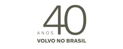Logo nova Volvo