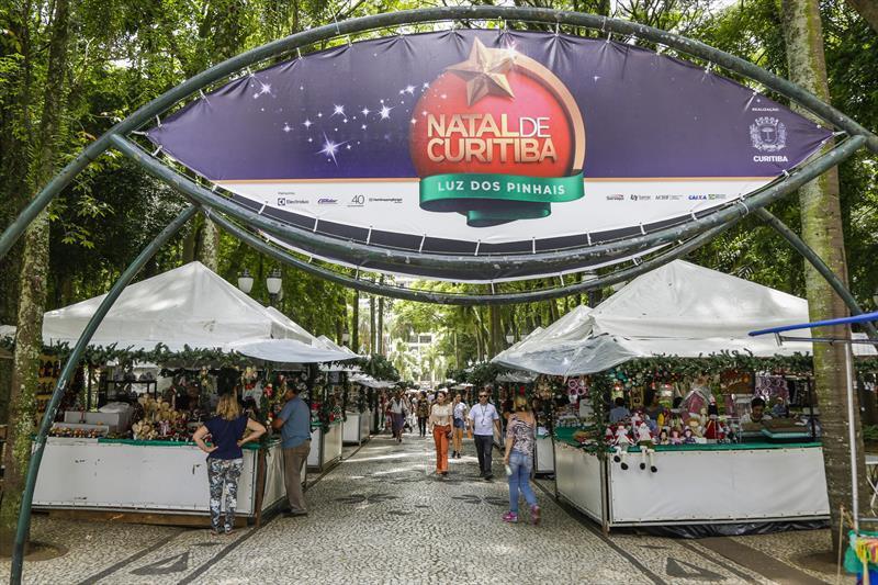 Feira da Praça Osório é o endereço do artesanato...